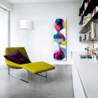 Calorifere decorative otel Caleido Karim Rashid Therme 1820x540 mm