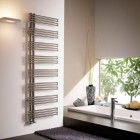 Calorifere decorative de baie inox lucios Cordivari Kelly 1406x600 mm